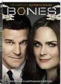 Bones: Season 11 (DVD)