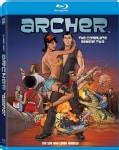 Archer: Season 2 (Blu-ray Disc)