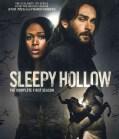 Sleepy Hollow: Season 1 (Blu-ray Disc)