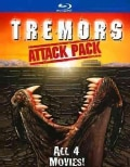Tremors Attack Pack (Blu-ray Disc)