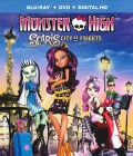 Monster High: Scaris, City Of Frights (Blu-ray/DVD)