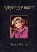 Murder, She Wrote: Season Five (DVD)