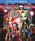 Monster High: Freaky Fusion (Blu-ray/DVD)