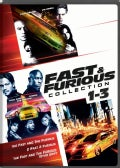 Fast & Furious Collection 1-3 (DVD)