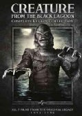 Creature From The Black Lagoon: Complete Legacy Collection (DVD)