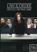 Law & Order: Special Victims Unit Season 16 (DVD)