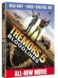 Tremors 5: Bloodlines (Blu-ray/DVD)