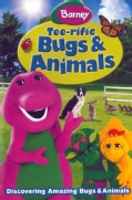 Barney: Tee-rific Bugs & Animals (DVD)