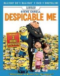 Despicable Me 3D (Blu-ray/DVD)