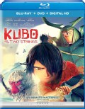 Kubo And The Two Strings (Blu-ray/DVD)