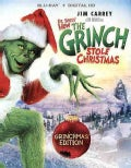 Dr. Seuss' How The Grinch Stole Christmas (Blu-ray Disc)