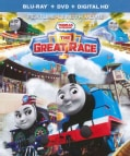 Thomas & Friends: The Great Race The Movie (Blu-ray/DVD)