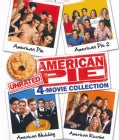 American Pie Unrated 4-Movie Collection (Blu-ray Disc)