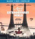 April And The Extraordinary World (Blu-ray/DVD)