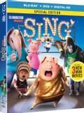 Sing (Blu-ray/DVD)