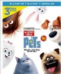 The Secret Life Of Pets 3D (Blu-ray Disc)