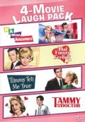 4-Movie Laugh Pack: If A Man Answers/That Funny Feeling/Tammy Tell Me True/Tammy And The Doctor