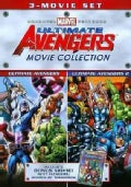 Ultimate Avengers Movie Collection (DVD)