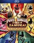 Power Rangers Super Samurai: The Complete Season (Blu-ray Disc)
