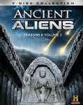 Ancient Aliens: Season 6 Vol. 2 (Blu-ray Disc)