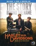 Harley And The Davidsons (Blu-ray/DVD)