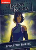 Legend Of Korra: Book Four: Balance (Blu-ray Disc)