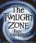 The Twilight Zone: Fan Favorites (Blu-ray Disc)