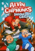 Alvin and the Chipmunks: Driving Dave Crazy (DVD)