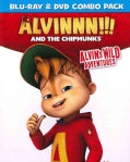 Alvinnn!!! And The Chipmunks: Alvin's Wild Adventures (Blu-ray Disc)