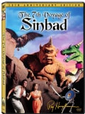 The 7th Voyage of Sinbad: 50th Anniversary Edition (DVD)