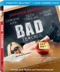 Bad Teacher (Blu-ray/DVD)