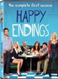 Happy Endings Season One (DVD)