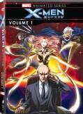 Marvel X-Men: Animated Series Vol 1 (DVD)