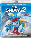 The Smurfs 2 3D (Blu-ray/DVD)