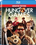 The Hungover Games (Blu-ray Disc)
