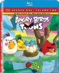 Angry Birds Toons: The First Season, Vol. 2 (Blu-ray Disc)