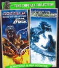 Godzilla Against Mechagodzilla/Godzilla, Mothra, and King Ghidorah: Giant Monsters All-Out Attack (Blu-ray Disc)