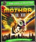 Rebirth of Mothra/Rebirth of Mothra II/Rebirth of Mothra III (Blu-ray Disc)