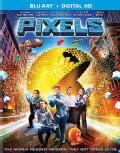 Pixels (Blu-ray Disc)