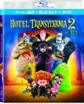 Hotel Transylvania 2 3D (Blu-ray/DVD)