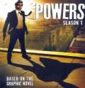 Powers Season One (Blu-ray Disc)