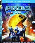 Pixels 3D (Blu-ray Disc)