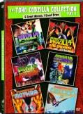 Godzilla vs. Detroyah/Godzilla vs. Space Godzilla/Godzilla vs. King Ghidorah/Godzilla vs. Mothra/Rebirh Mothra/Rebirth ... (DVD)