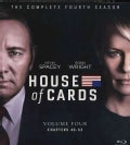 House of Cards: The Complete Fourth Season (Blu-ray Disc)