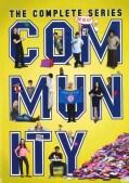 Community Season 1-6 (DVD)