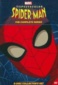 The Spectacular Spiderman: Complete Series (DVD)