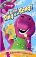 Barney: Sing That Song (DVD)