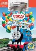 Thomas & Friends: Thomas Sodor Celebration! W/Train (DVD)