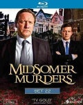 Midsomer Murders, Set 22 (Blu-ray Disc)