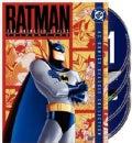 Batman: The Animated Series Vol 1 (DVD)